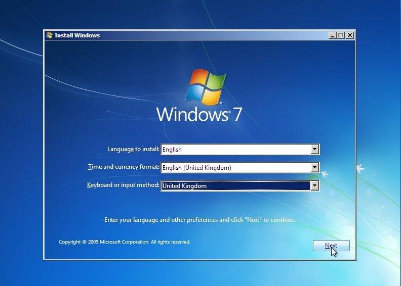 Image Flashdisk Masuk Sini Dan Untuk Cara Install Ulang Windows ...