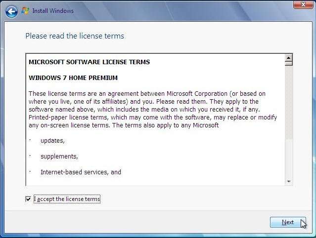 How To Format C Drive Windows  Home Premium